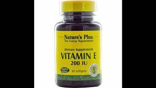 Fungsi Nature's Plus Vitamin E 200 IU I Kegunaan Nature's Plus Vitamin E 200 IU