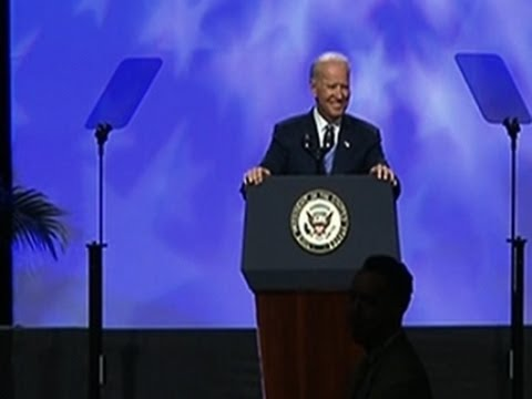Biden Decries Voting Restrictions in NAACP Talk