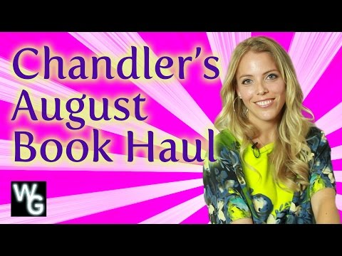 Book Haul for August