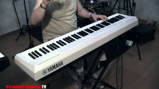 Yamaha P-105 - Exploring Voice Grand Piano 1/2 by Andrea Girbaudo