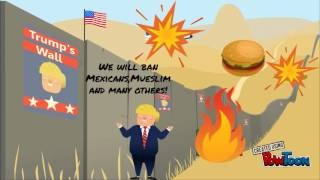 US election, Powtoon Presentation!