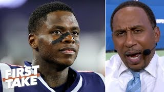 Stephen A. struggles with rooting for Josh Gordon | First Take