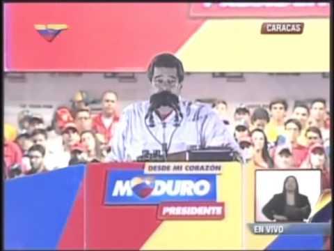 MEJORES CAGADAS DE MADURO PARTE 2