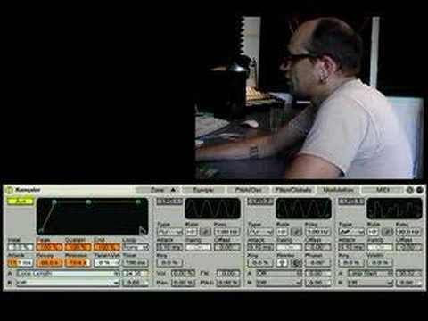 Ableton: Robert Henke on Sampler Part 1
