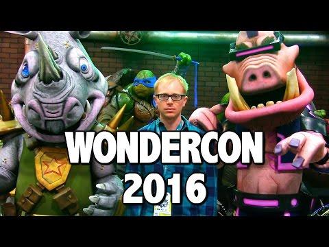 Joe Goes To Wondercon 3