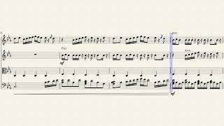 RosalÍa Bagdad Cap 7 Liturgia For String Quartet Sheet Music