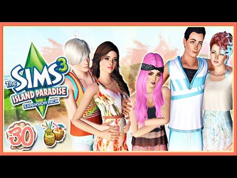 Let's Play The Sims 3: Island Paradise (Part 30) - All Grown Up!