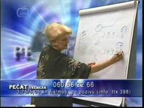Pečat Vremena Olga Hodjić 15 08 2013 Jabuka tv
