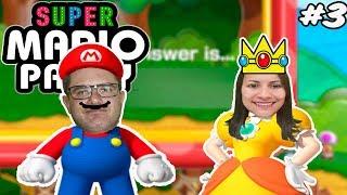 Super Mario Party - Switch - DESAFIO SEMANAL - parte 3
