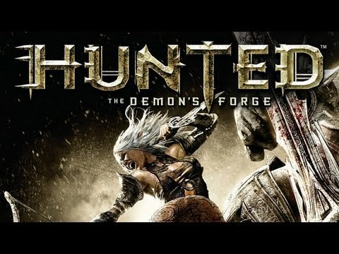 Hunted The Demon's Forge Video Walkthrough Guide (2011) OFFICIAL | HD