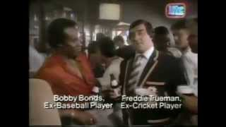 1985 Bobby Bonds Miller Lite Commercial