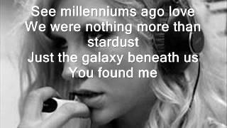 Ke$ha Video - Ke$ha- Past Lives (Lyrics)