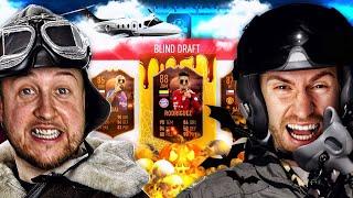 FIFA 19: BUNGEE JUMPING oder FALLSCHIRMSPRUNG ?! BLIND DRAFT Halloween Scream Edition  😱🔥