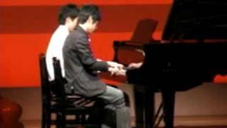 情熱大陸 ピアノ連弾