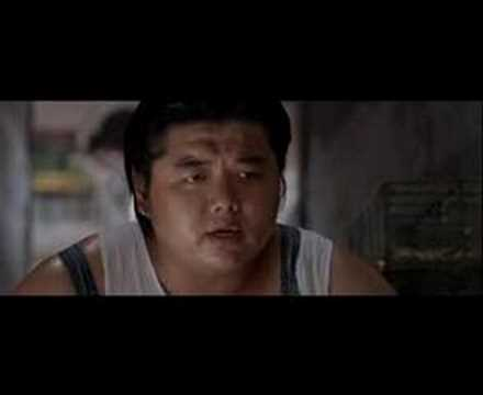 a review of kung fu hustle a movie by stephen chow Films, stephen chow's movies have consistently made more money in  old  dudes kicking ass: a who's who in kung fu hustle click here.