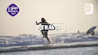 Backpacking like a gapseeker #travel