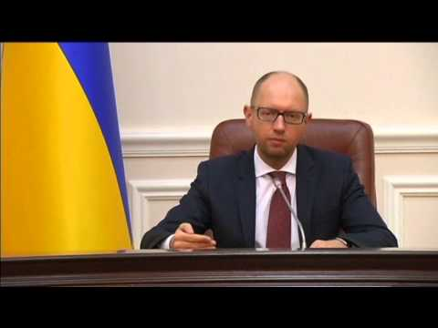 Russia Invades Ukraine: Ukrainian PM Yatsenyuk calls for emergency UN meeting