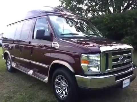Sold 2012 Ford E 150 Sherrod Hightop Conversion Van