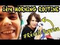 Notre 1ère Happy Morning Routine : Réveil En Fanfare à 7H30!! VLOG ANGIE MAMAN 2.0