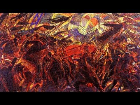 Filippo Tommaso Marinetti - Manifeste du Futurisme - Artracaille 16-11-2010