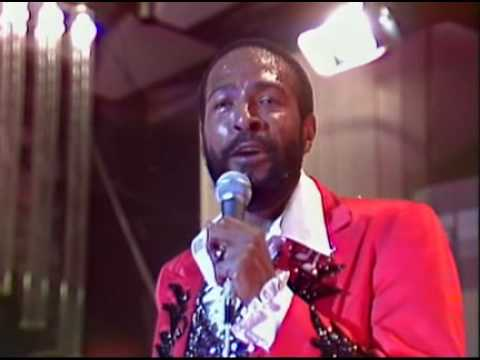 Marvin Gaye - Let's Get It On live in Montreux 1980 Video