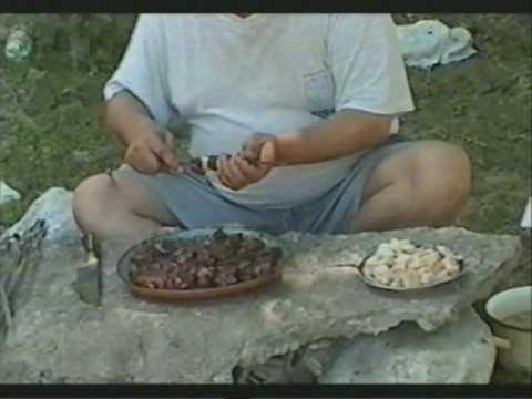 Кебаб - Готовим по-узбекски