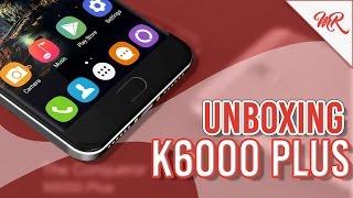 Oukitel K6000 Plus Precio