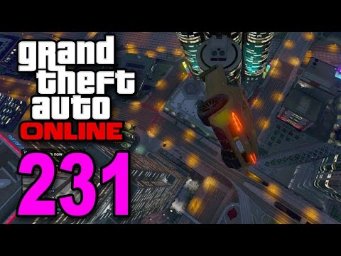 Grand Theft Auto 5 Multiplayer - Part 231 - The Epic Drop (GTA Online Let's Play)