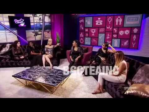 BGC 17 reunion Susan and Seven vs kiyanna and Francesca (full fight)