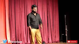 Zakir Khan - Every Girl Has Heard These Lines From Boys.