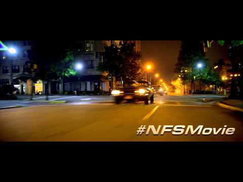 Need For Speed Movie - It's Beautiful