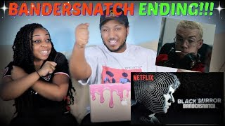 "Netflix ""Black Mirror Bandersnatch"" REVIEW + OUR ENDING! WARNING SPOILERS!!"