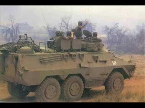 South African Army,SADF,SANDF,Angola Bush War,South Africa