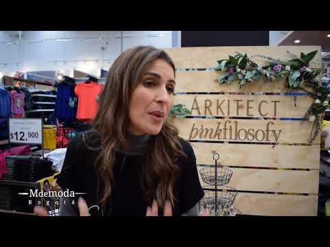 Adriana Arboleda habla sobre Empatía, la colección cápsula de Arkitect by Pink Filosofy
