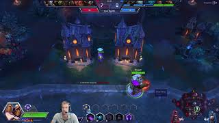 Cho'Gall like a Pro'Gall - First game, new patch!