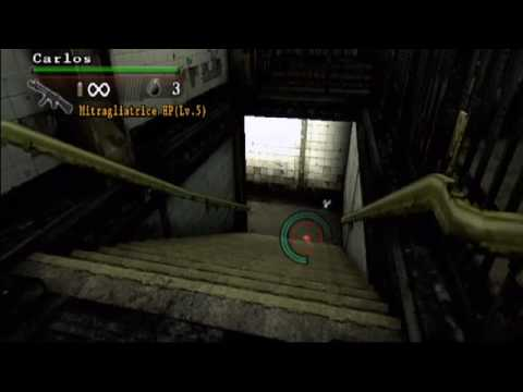 rod blagojevich umbrella. Resident Evil: Umbrella Chronicles - Raccoon#39;s Destruction 2 [1/2]