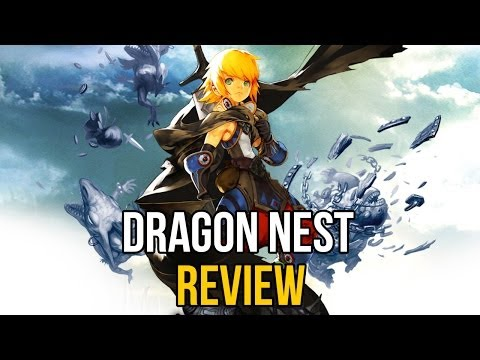 Dragon Nest (Free MMORPG): Game Review 2014