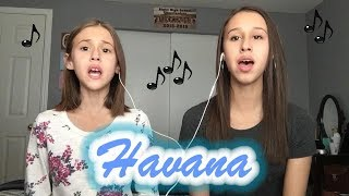Download Lagu Camila Cabello - Havana (A Cappella Cover by sisters Brooklyn Noelle {16} & Presley Noelle {10}) Gratis STAFABAND