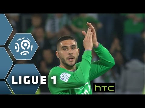 AS Saint-Etienne - ESTAC Troyes (1-0)  - Résumé - (ASSE - ESTAC) / 2015-16
