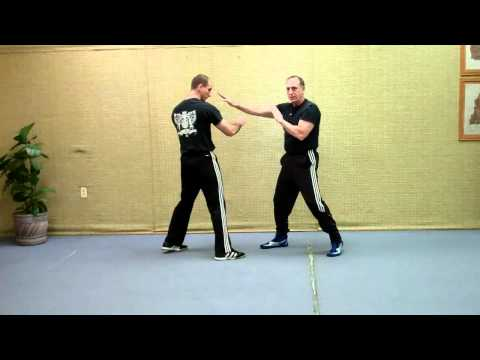 Jeet Kune Do - Rick Tucci demo and explains Jun Fan jab counters Image 1