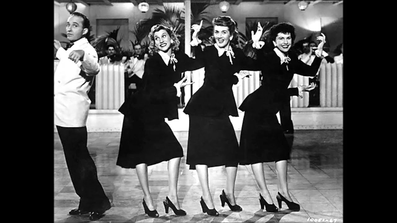 Andrews Sisters, The* Andrew Sisters, The·/ Mills Brothers, The - Three Caballeros / Victory Parade / You Tell Me Your Dream / Cielito Linda