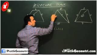 İkizkenar Yamuk - Önder Hoca ile Pratik Geometri