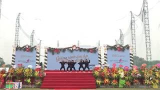 Nhảy Hiện Đại - Nhóm Kidstar