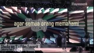 Sheila On 7 - Film Favorit [Versi Video Lirik]