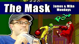 The Mask (Super Nintendo) James and Mike Mondays