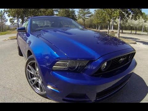 Driving a 580 HP Supercharged 2013 Mustang GT 5.0