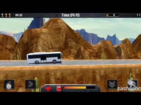 hill climber bus racing обзор игры андроид game rewiew android
