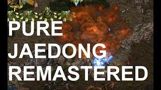 Pure (P) v Jaedong (Z) on Fighting Spirit - StarCraft  - Brood War REMASTERED