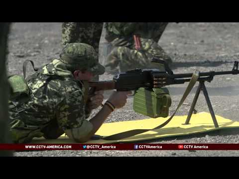 American citizen fights alongside pro-Russian rebels in Ukraine