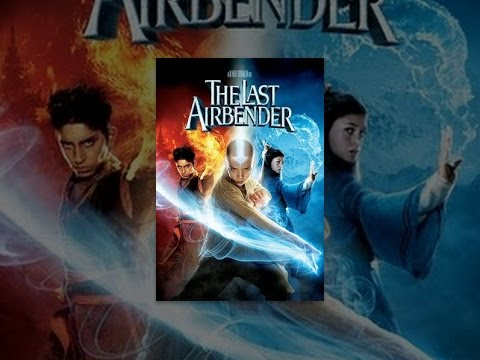 The Last Airbender video